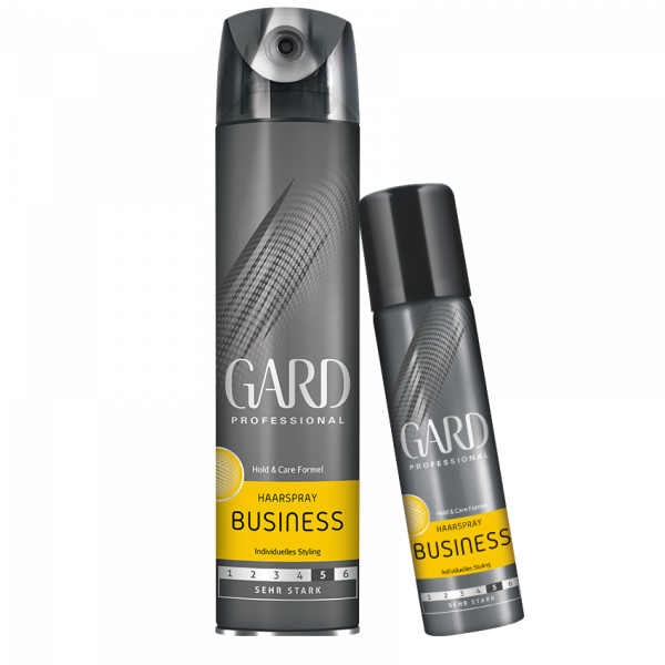 GARD Haarspray Business