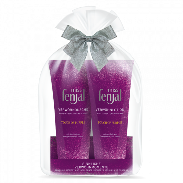 miss fenjal Geschenkset Touch of Purple