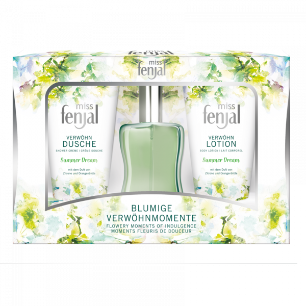 miss fenjal Geschenkset TRIO Summer Dream
