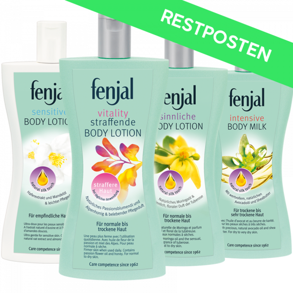 fenjal Body Lotion & Milk