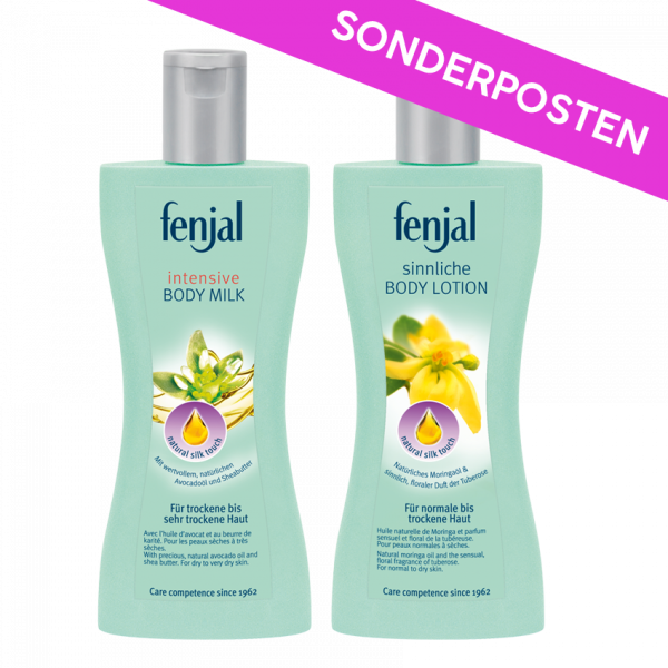 fenjal Body Lotion & Milk Sonderposten