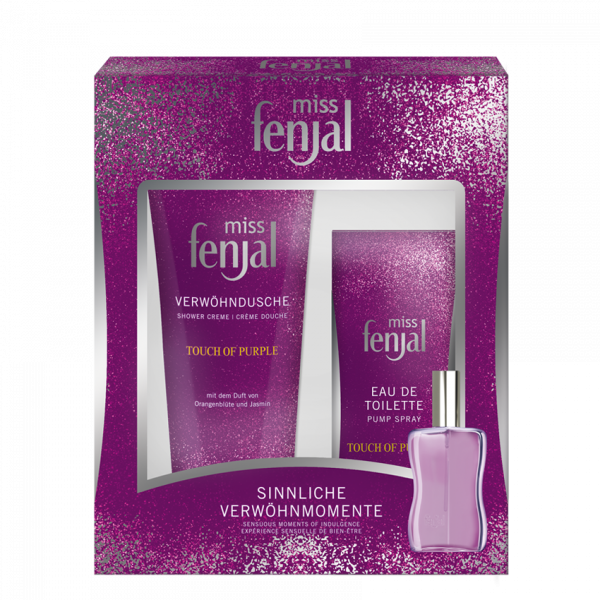 miss fenjal Geschenkset DUO Touch of Purple