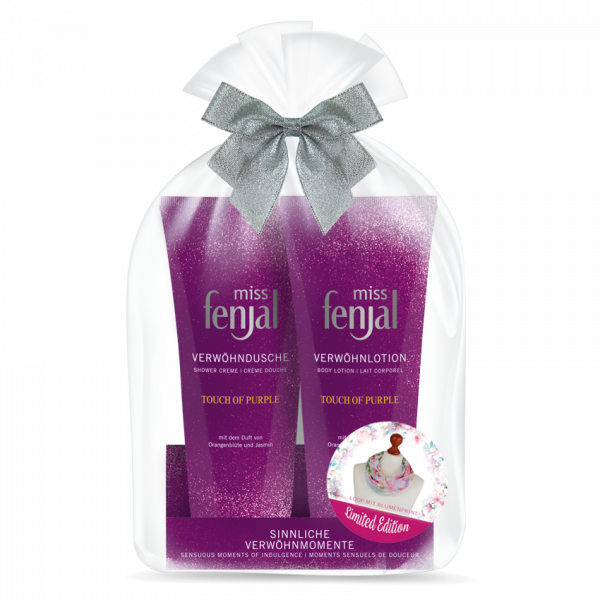 miss fenjal Geschenkset Loop Touch of Purple