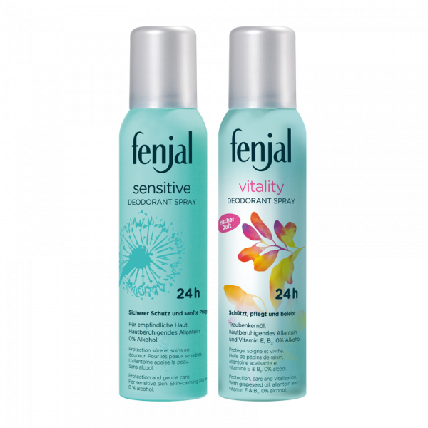 fenjal Antitranspirant Spray